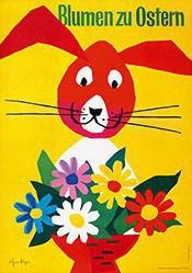 Mayer Roger - Blumen zu Ostern