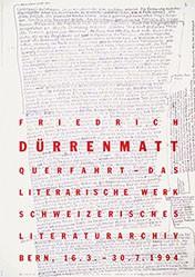 Schott Franziska & Schibig Marco - Friedrich Dürrenmatt