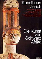 Bangerter Walter  - Die Kunst von Schwarz-Afrika