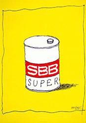 Leupin Herbert - SBB - Super