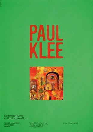 Pfund Roger & Elisabeth - Paul Klee