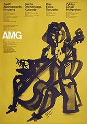 Piatti Celestino - AMG - Allgemeine Musikgesellschaft Basel