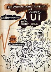 Monogramm K v A - Bertold Brecht