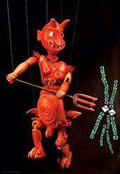 Gauch René - Künstler Marionetten