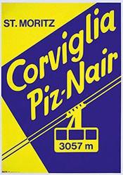 Anonym - Corviglia - Piz-Nair