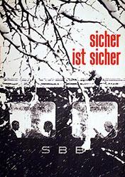 Auchli Herbert / Studer Walter - SBB