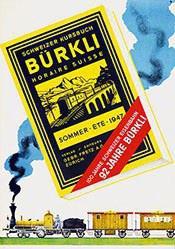Anonym - Bürkli