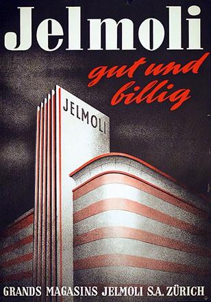 Gygax Franz - Jelmoli