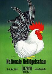 Wenk Wilhelm - Nationale Geflügelschau