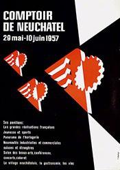 Jacopin Paul - Comptoir de Neuchâtel