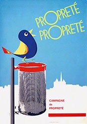 Anonym - Campagne de propreté