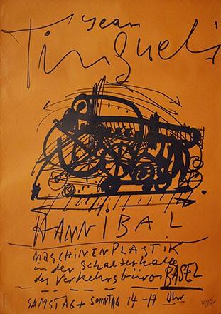 Leupin Herbert - Jean Tinguely