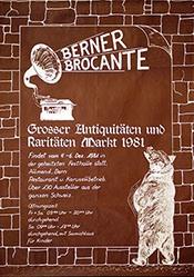 Anonym - Berner Brocante