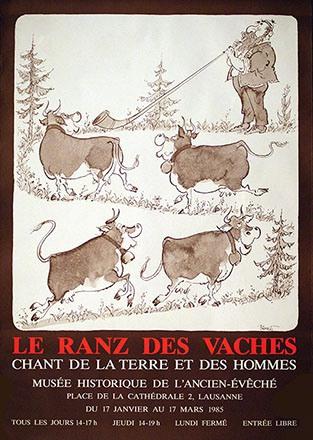 Peurer - Le ranz des vaches