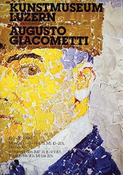 Steinemann Tino, Clemenz Philipp - Augusto Giacometti