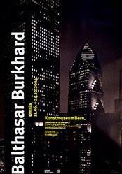 Bundi Stephan Atelier - Balthasar Burkhard