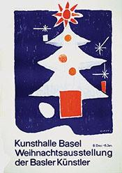 Casty - Weihnachtsaustellung der Basler Künstler