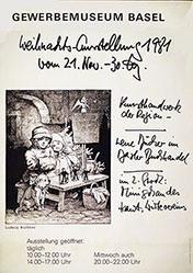 Richter Ludwig - Weihnachts-Ausstellung