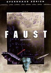 Geissbühler Karl Domenic - Faust