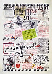 Tinguely Jean - Bildhauer Union