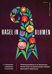 Hort Hans Peter - Basel in Blumen