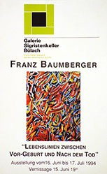 Anonym - Franz Baumberger