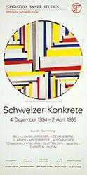 Glarner Fritz - Schweizer Konkrete