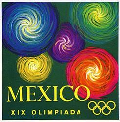 Anonym - Olympische Spiele Mexico