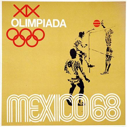 Anonym - Olimpiada Mexico