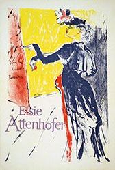 Falk Hans  - Elsie Attenhofer