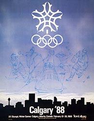 Anonym - Olympic Winter Games Calgary