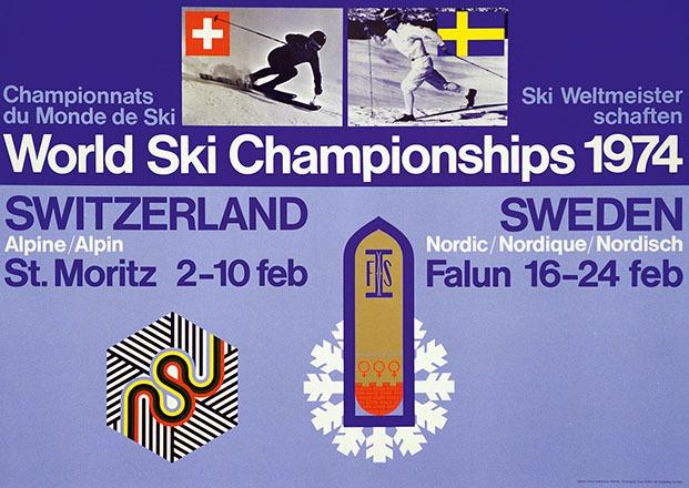 Fredriksson Owe - World Ski Championships