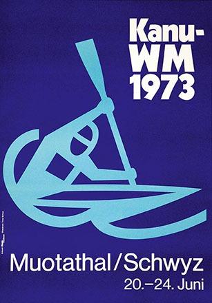 Kuza Reklame - Kanu-WM