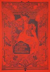 Anonym - Jugendstil Art-Deco Ausstellung