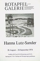 Anonym - Hanna Lutz-Sander
