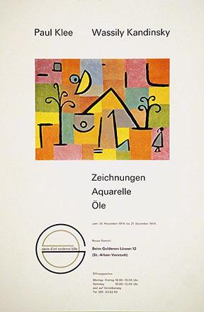 Anonym - Paul Klee / Wassily Kandinsky