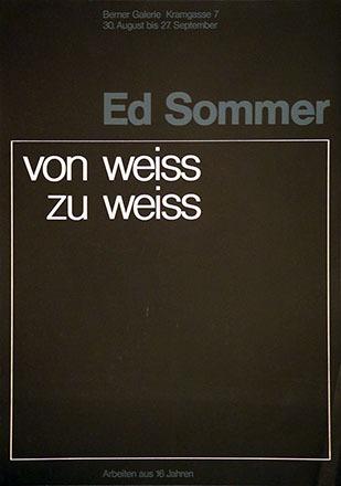 Anonym - Ed Sommer