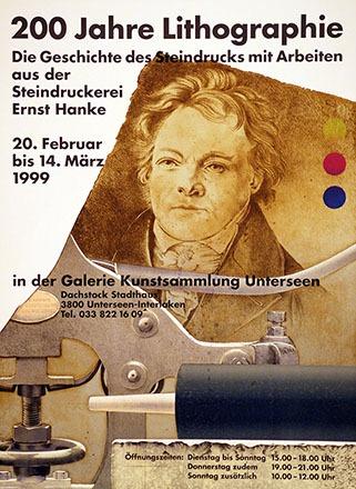 Anonym - 200 Jahre Lithographie