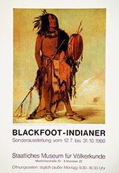 Anonym - Blackfoot-Indianer