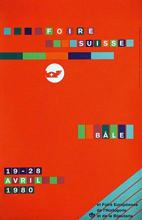 Schifferli Beat - Foire Suisse Bâle