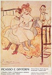 Anonym - Picasso e Dintorni