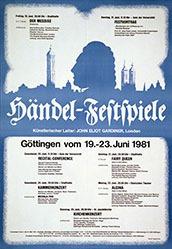Anonym - Händel Festspiele Göttingen