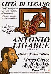 Anonym - Antonio Ligabue