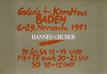 Anonym - Hannes Gruber