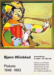 Anonym - Björn Wiinblad