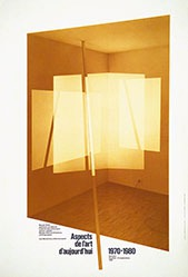 Aeschlimann Roland - Aspects de l'art d'aujourd'hui