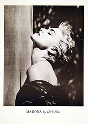 Anonym - Madona by Herb Ritts