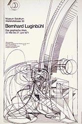 Luginbühl Bernhard - Bernhard Luginbühl