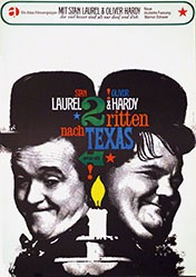 Michel Hans / Kieser Günther - Stan Laurel & Oliver Hardy