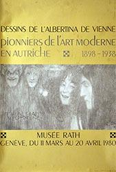 Anonym - Dessins de l'Albertina de Vienne